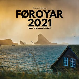 Faroe Calendar 2021 Cover
