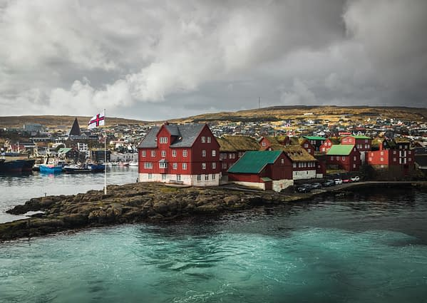 Tinganes, Tórshavn - Poster 5D4B4003