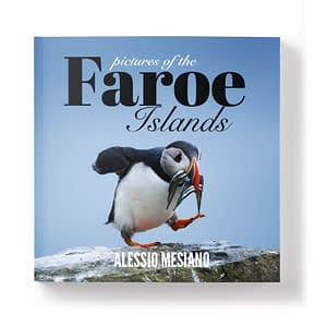 Pictures of the Faroe Islands - Photobook faroebook shadow square white